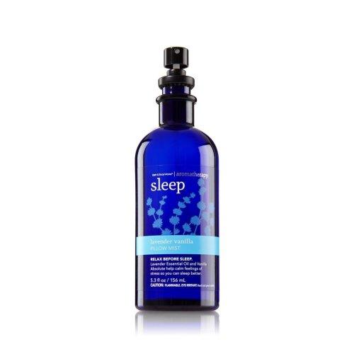 Bath & Body Works Aromatherapy Lavender Vanilla Pillow Mist