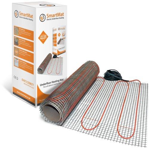 SmartMat 150w/m2 1.0m2 150w Underfloor Heating Mat