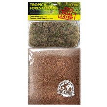 Exo Terra Dual Moss & Coco Husk Substrate - Small