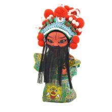 Chinese Traditional Artistic Dolls Handmade Collection Best Gift,G