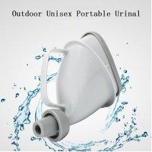 Unisex Travel Urinal Portable Mobile Toilet Urinal