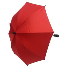 Baby Parasol compatible with Peg Perego Pliko Switch easy drive Red