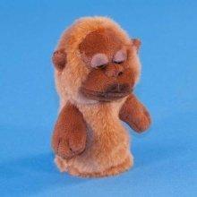 Dowman Orangutan Finger Puppet Soft Toy