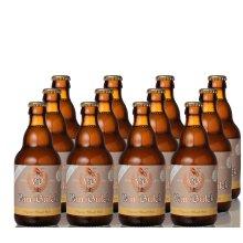 Van Bulck Belgian Organic Blonde Beer 4.6% , Pack of 12