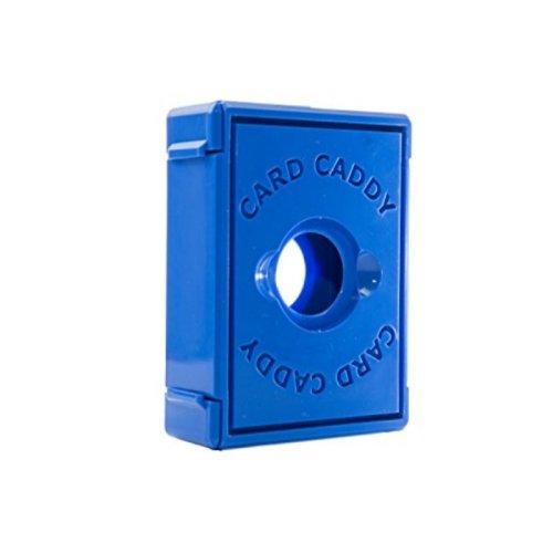 Card Caddy Single Decker, Blue