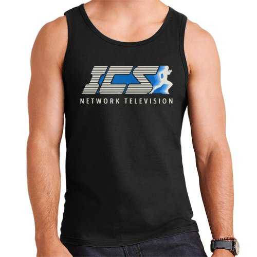 ICS Network Television The Running Man Men's Vest
