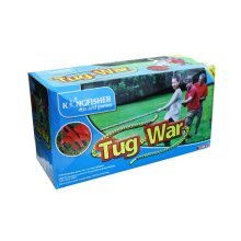Kingfisher Tug Of War Rope Game Garden Summer BBQ Fun