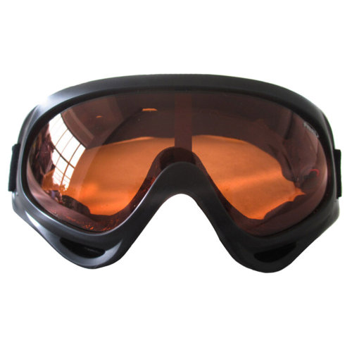 Sports Safety Sunglasses Eyes Protector For Cycling Hunting,Ski Goggle Orange