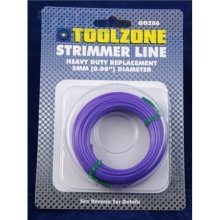 Toolzone 2.00mm Strimmer Line Wire For Petrol Strimmers