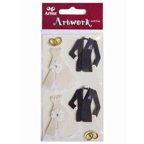 Wedding Dress Craft Embellishment By Artoz