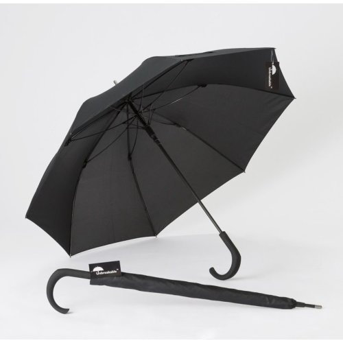 The Unbreakable® Walking-Stick Umbrella (Standard Crooked Handle)