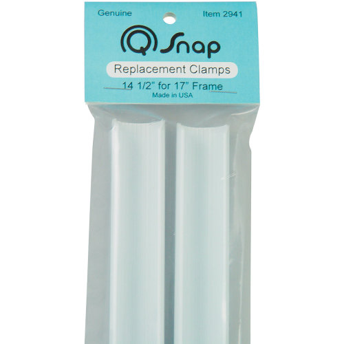 """Q-Snap Replacement Clamps 14.5"""" 2/Pkg-For 11""""X17"""" Or 17""""X17"""" Q-Snap Frames"""