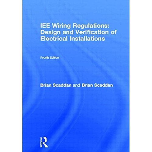Surprising Used Iee Wiring Regulations Design And Verification Of Electrical Wiring Database Wedabyuccorg