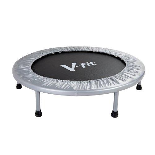 V-fit Tramp-Jogger Mini Fitness Trampoline