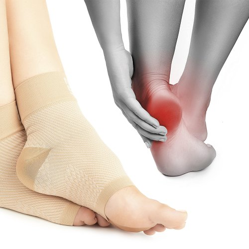 cc3e932fb62 Plantar Fasciitis Socks Foot Care Compression Sock Sleeve with Arch & Ankle  Support and Heel Hugger Increases Circulation, Eases Swelling & Acts... on  OnBuy
