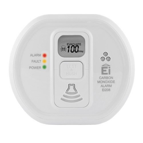 Innovative Ei208 Carbon Monoxide Alarm Lithium Battery (Maxidia Approved) [1]