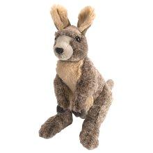 """12"""" Kangaroo Soft Toy - Wild Republic Cuddlekins Plush 12 Animal 30cm -  wild republic kangaroo cuddlekins toy plush 12 animal 30cm"""