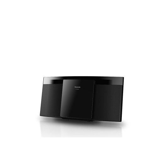 Panasonic SC HC297EB-K Micro HiFi System