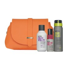 KMS Color Vitality Travel Size Style Kit (3 Products)