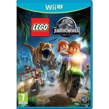 LEGO Jurassic World Nintendo Wii U Video Game