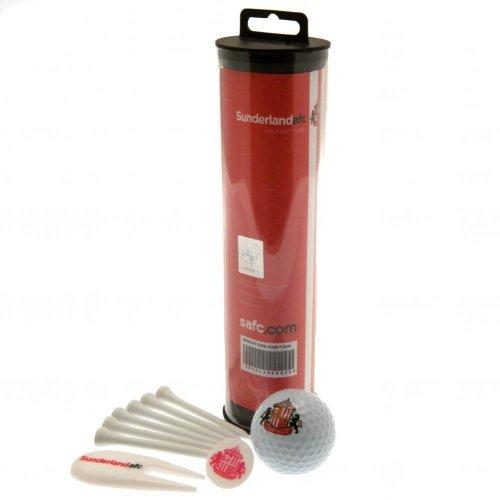 Sunderland AFC Golf Gift Tube