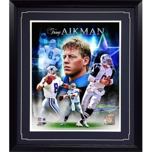 Encore Select 297-46 11 x 14 in. Deluxe Frame - Troy Aikman
