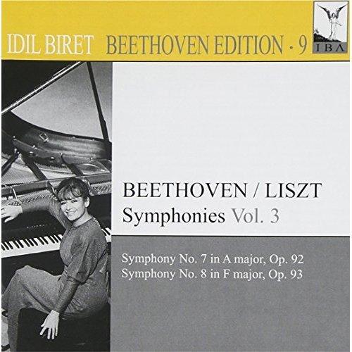 BIRET - BEETHOVEN: SYMPHONIES VOL3 [CD]