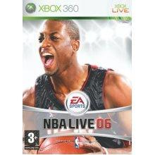 NBA Live 06 (Xbox 360)