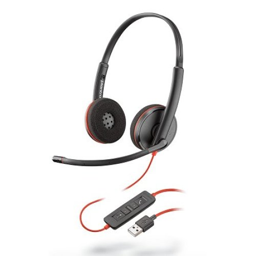 Plantronics Blackwire 3220 Binaural Head-band headset