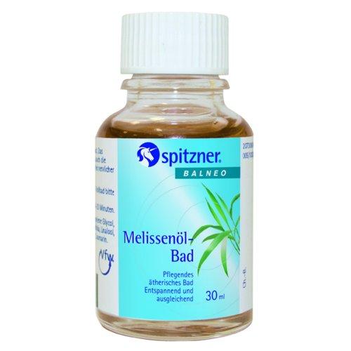 Melissa Oil Bath Soak (20x30 ml) from Spitzner