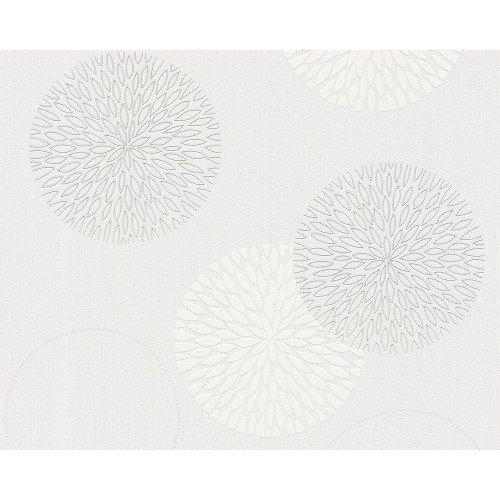 A.S. Creation 93792-2 Non-Woven Wallpaper Collection Spot 3, Multi-Colour
