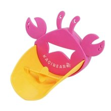 [Pink Crab] Cute Cartoon Faucet Extender Sink Handle Extender for Kids