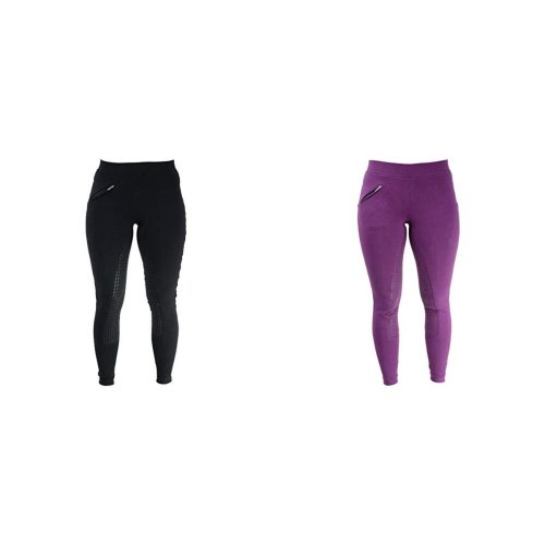 HyPERFORMANCE Womens/Ladies Hickstead Silicon Leggings