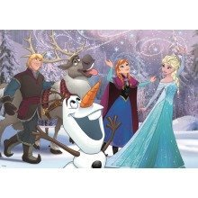 Disney Frozen Giant Floor Jigsaw Puzzle (50 Pieces)