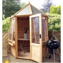 6x6 Octagonal Summerhouse