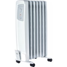 Dimplex OFC1500 Indoor White 1500W Oil electric space heater electric space heater
