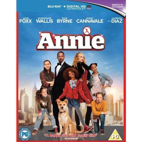 Annie Blu-ray | 2014