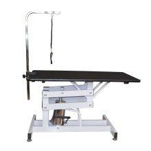 PawHut Hydraulic Dog Grooming Table | Adjustable Pet Grooming Table