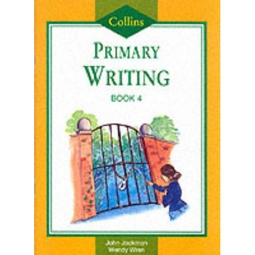 Collins Primary Writing (5) - Pupil Book 4: Bk. 4