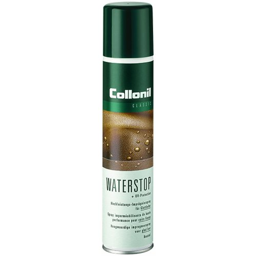 Collonil Unisex-Adult Waterstop 200ml Spray Shoe Treatments & Polishes AER013 Transparent 200.00 ml
