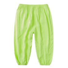 Comfortable Soft Children's Trousers, Fruit Green