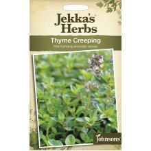 Johnsons - Jekka's Herbs - Pictorial Pack - Thyme Creeping - 1200 Seeds