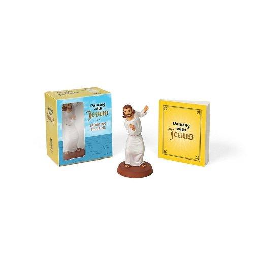 Dancing with Jesus: Bobbling Figurine (Running Press Mini Editions)