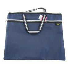 Oxford Leisure Conference Document Bag Laptop Bag Briefcase (30.5 x 36.8cm) BLUE