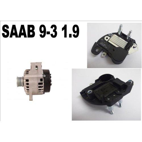 SAAB 9-3 1.9 2004-2015 NEW ALTERNATOR REGULATOR