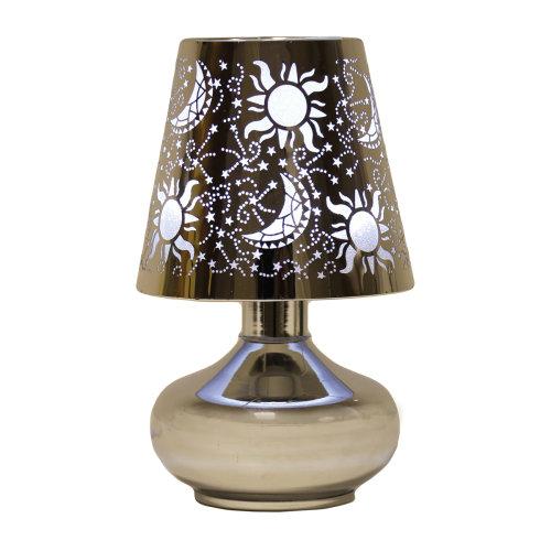 Aroma Lamp Electric Wax Burner, Sun and Moon