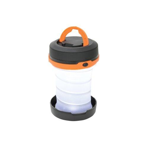 1W LED Pop-up Camping Lantern and Flashlight