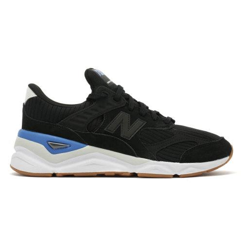 New Balance Mens X90 Black Sport Trainers