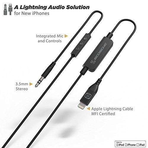 InLine Lightn To 3 5MM Remote