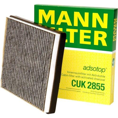 Mann Filter CUK2855 Cabin Air Filter